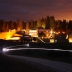 UCSC at Night